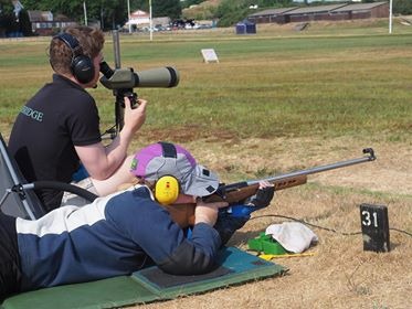 Emmanuel College Rifle Society